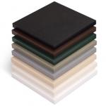 Листы ПНД 22х1500х3000 Цвет: черный